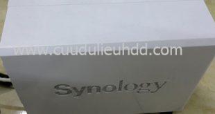Khôi phục dữ liệu synology