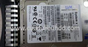Phục hồi dữ liệu server SAS 146Gb