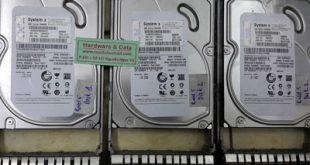 Cứu dữ liệu SAS 500Gb