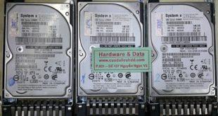 Khôi phục dữ liệu SAS 146Gb