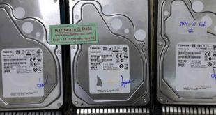 Cứu dữ liệu Toshiba 2Tb